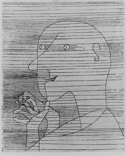Paul Klee (German, 1879–1940). Old Man Counting, 1929. The Metropolitan Museum of Art, New York. Purchase, Reba and Dave Williams Gift, 1997 (1997.76)