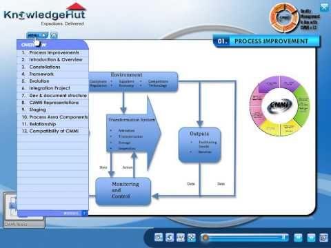KnowledgeHut.com Provides Capability Maturity Model Integration(CMMI) Training. #CMMI, #CMMITraining