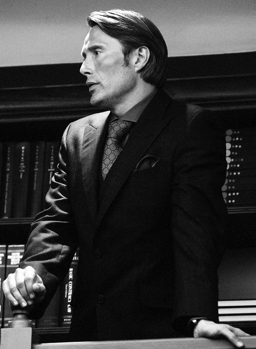 Hannibal. I could eat this man. <<<<Pinned for that comment omg