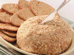 Party Time Tropical Cheese Ball Recipe   Just A Pinch Recipes#.T14qJ0vKzfE.pinterest