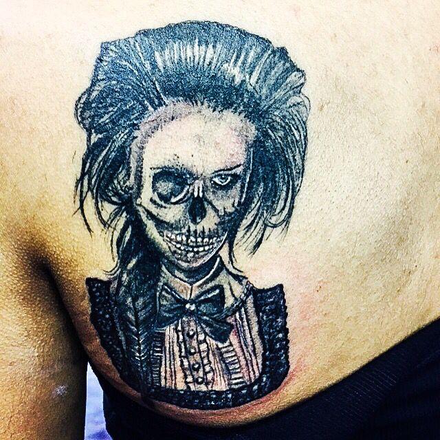 Skull Tattoo  Tattoos Pinterest Skulls And Body Art