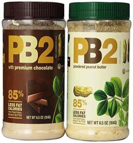 Campana Plantación Pb2 En Polvo Mantequilla De Cacahuete Y P - $ 82.777