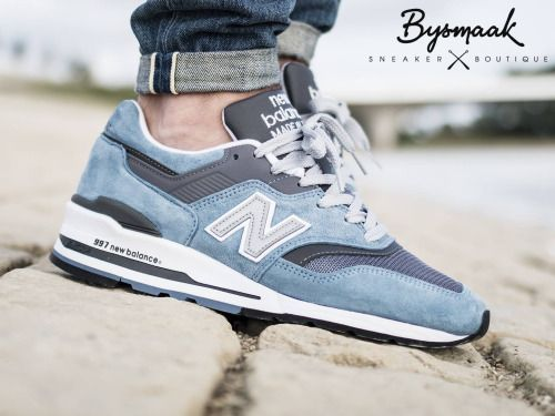 "http://SneakersCartel.com New Balance 997 CSP ""Age of Exploration"" - Light Blue - 2016 (by... #sneakers #shoes #kicks #jordan #lebron #nba #nike #adidas #reebok #airjordan #sneakerhead #fashion #sneakerscartel"
