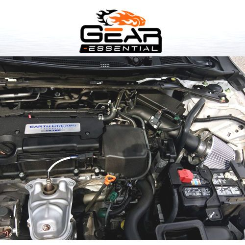 Awesome Great 2013-2017 Honda Accord LX EX 2.4 2.4L L4 AF Dynamic COLD Air Intake + HEATSHIELD 2017-18 Check more at http://fords.ga/great-2013-2017-honda-accord-lx-ex-2-4-2-4l-l4-af-dynamic-cold-air-intake-heatshield-2017-18/