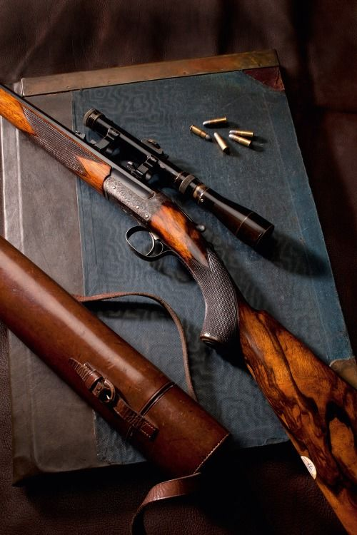 Westley Richards Rook Amp Rabbit Rifle Weaponry