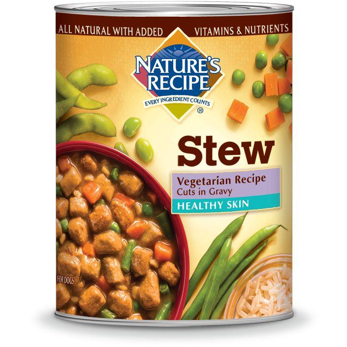 Natures Recipe Vegetarian Dog Food