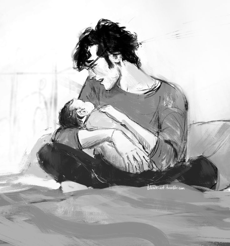 """""""I will protect you, Harry."""" By blvnk"""