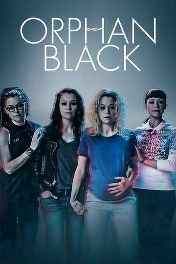 Orphan Black TV Show Poster
