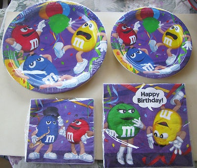 M party plates & 71 best M\u0026M images on Pinterest | Birthday party ideas Birthdays ...