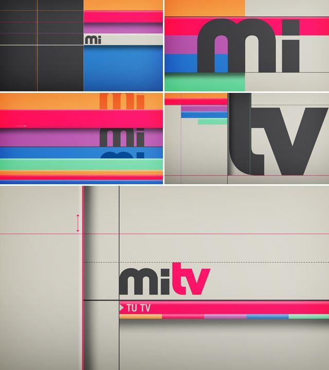 broadcast, design, identity, logo, pathfinders, LUMBRE