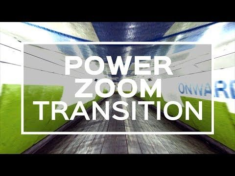 After Effects Tutorial   Power Zoom Transition - YouTube   video