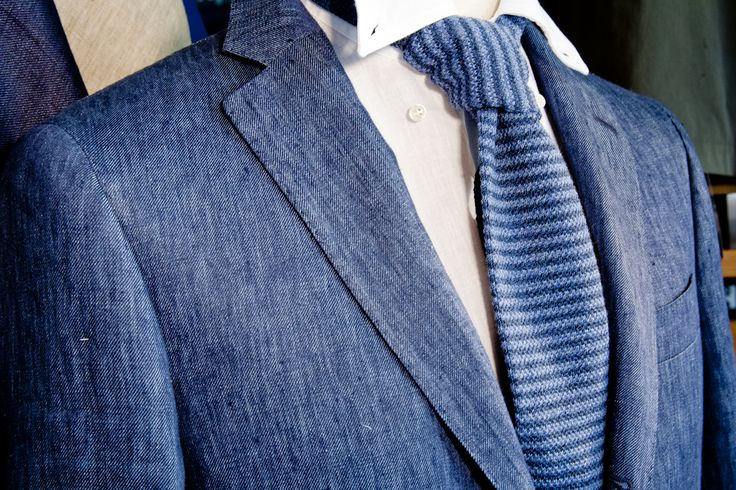 Linen Shirts & Suits   Cool tastes for the summer!