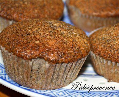 Palócprovence: Bögrés mákos muffin