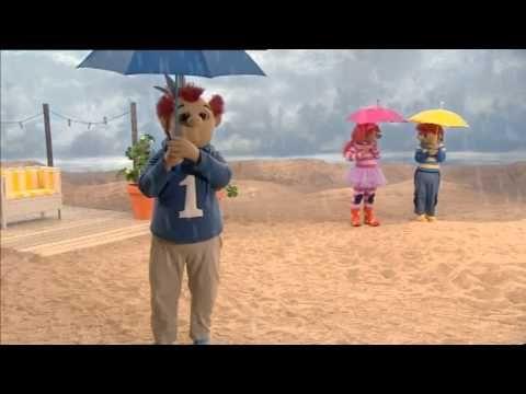 Het zandkasteel Het regent,het regent (HD) - YouTube