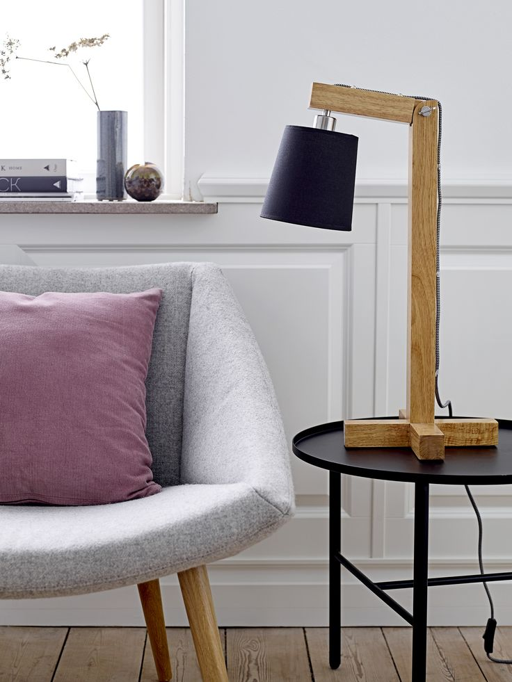 Wooden Table Lamp U003c3 Design By Bloomingville · Wooden Table LampsLiving Room  ... Part 63