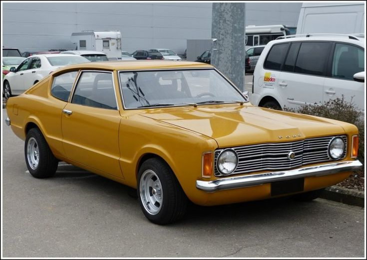 Ford Taunus Gt Seen On 10 03 2012 Today Pin Classic Cars Classic Sports Cars Car Ford