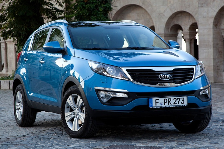 Kia Sportage- I want this to be my first car!!!