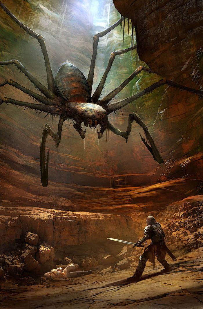 This Wallpaper Dark Fantasy Art Fantasy Beasts Fantasy Monster