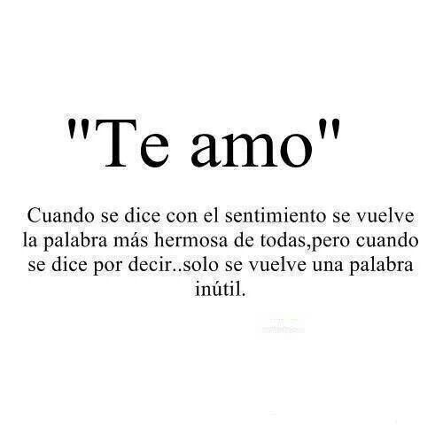 Te Amo Quotes Extraordinary 68 Best Amor Images On Pinterest  Spanish Quotes Quotes Love And Words Decorating Inspiration