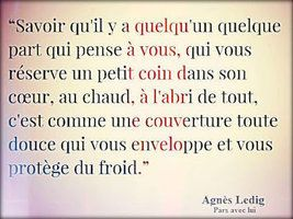 Agnès Ledig - 2 Citations