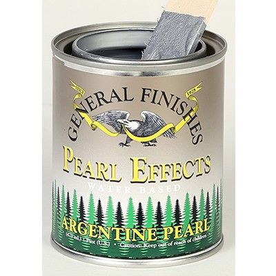 General Finishes pearlescent specialty finishes -Woodworkers Hardware
