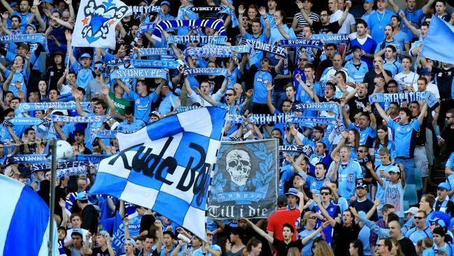A-Leauge Sydney FC cove
