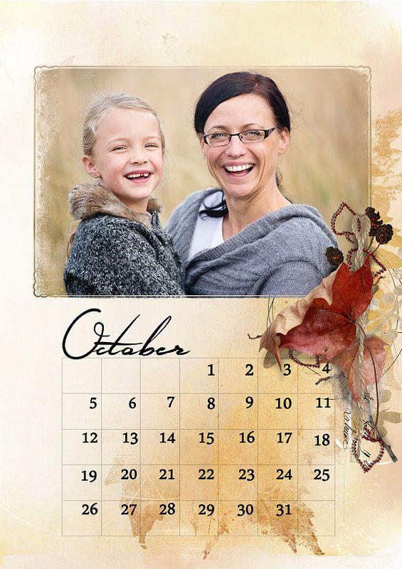 Scrapbookgraphics.com :: Calendars :: Calendar 2015 Collection