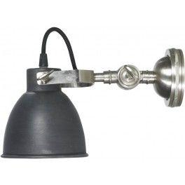 Lene Bjerre Væglampe - Mary - Grå