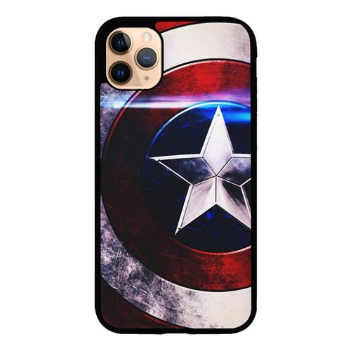 Captain America L3101 iPhone 11 Pro Max Case in 2020