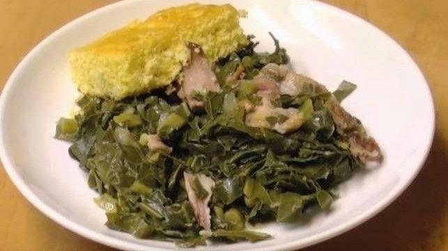 best collard greens recipe