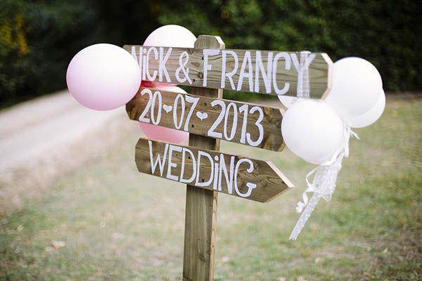 Wedding signal