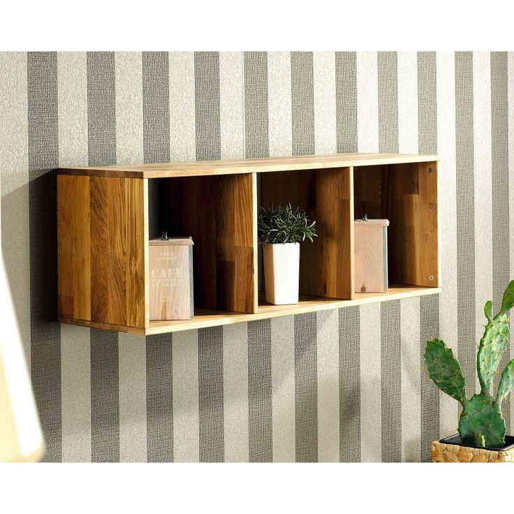 Regal »Cube« (3er) - Dänisches Bettenlager