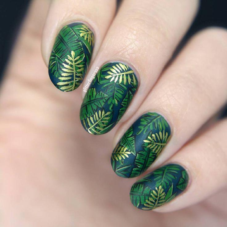 Mejores 2856 imágenes de NAIL ART en Pinterest   Koi, Arte de uñas y ...