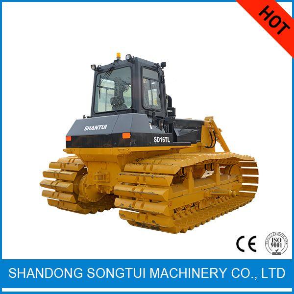 shantui SD16TL 18.46t crawler swamp bulldozer for sale