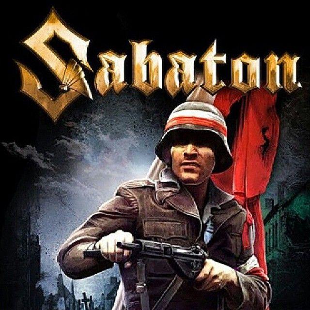 Sabaton lyrics screaming eagles patch