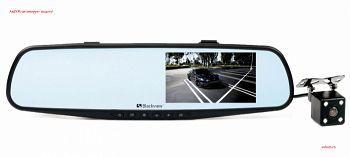 Автомобильный видеорегистратор Blackview MD X6 DUAL (зеркало-видеорегистратор) Фронтальная камера: Угол обзора - 140 градусов 6-ти компонентный объектив из стекла Разрешение: 1920x1080 при 25 кадрах в секунду, 1280х720 при 25 кадрах в секунду Задняя камера:... #АвБУМ #avbum #видеорегистратор #зеркалозаднеговида #установкавидеорегистратор #новости #новинкиавторынка #зеркало #BlackviewMDX6DUAL #Blackview
