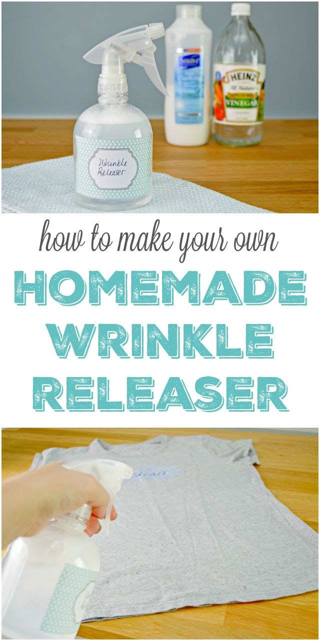 1000 ideas about wrinkle release on pinterest fabric softener laundry detergent and cleaning - How to make your own fabric softener ...