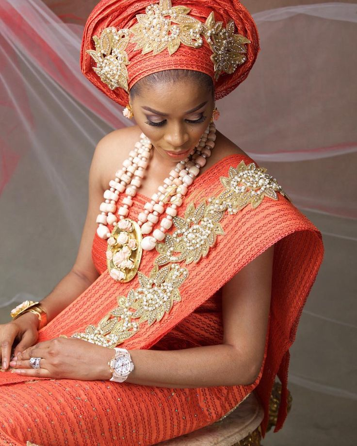 Nigerian Wedding Fashion: The 25+ Best African Traditional Dresses Ideas On