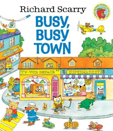 #Richard Scarry's Busy, Busy Town/#Richard Scarry