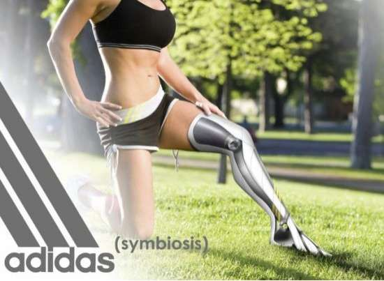 Athletic Designer Prosthetics Biomimicry-an interesting concept.
