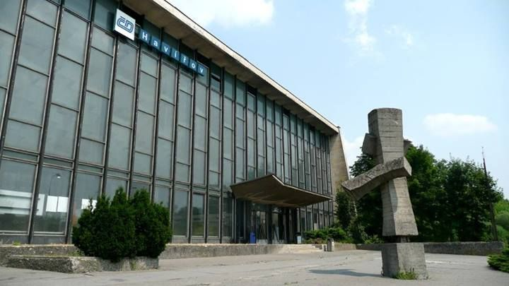 Havířov railway station