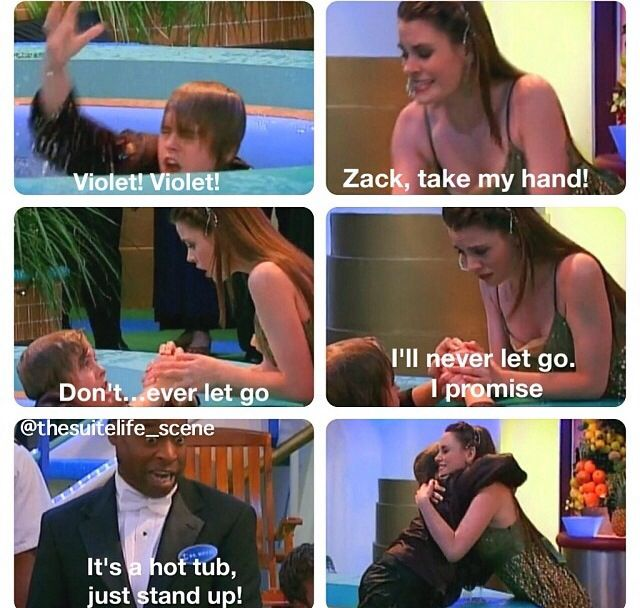 ~The Suite Life On Deck~ ~Zack~ ~Mr. Moesby~