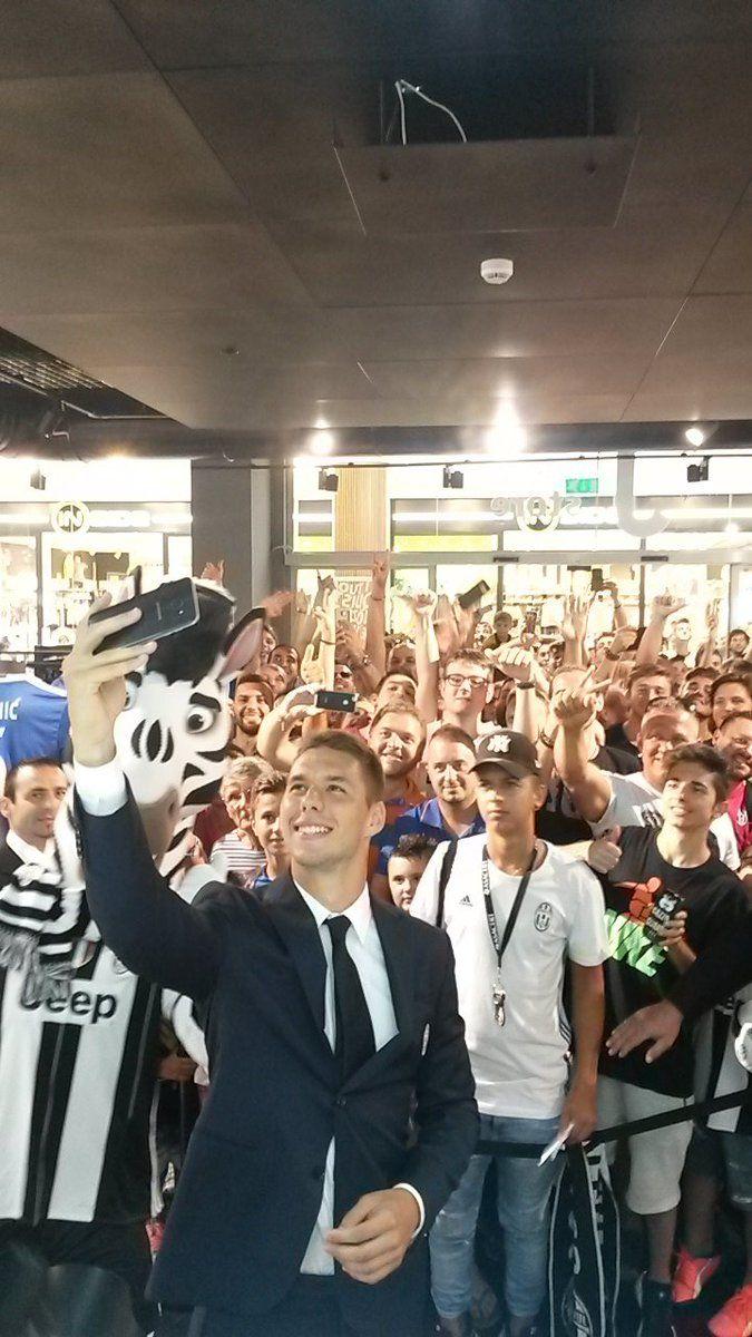 "Juventus, ecco Pjaca: ""Qui per la Champions e vincere trofei"""