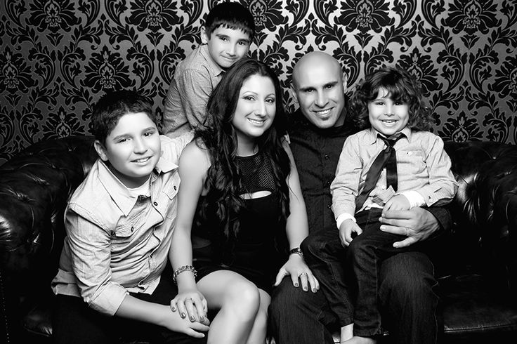Studio 504 Family Shoot
