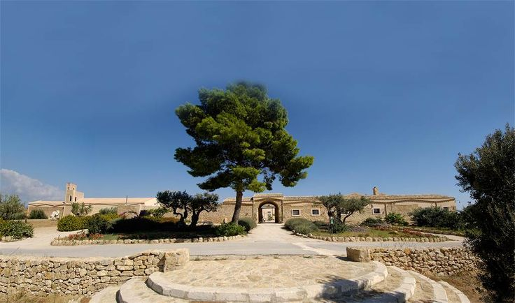 Contrada San Vincenzo Menfi, Magnificent fortified Sicilian Manor estate Agrigento, Italy – Luxury Home For Sale