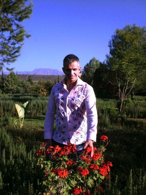 Sylvain Bodiot, aromathérapeute