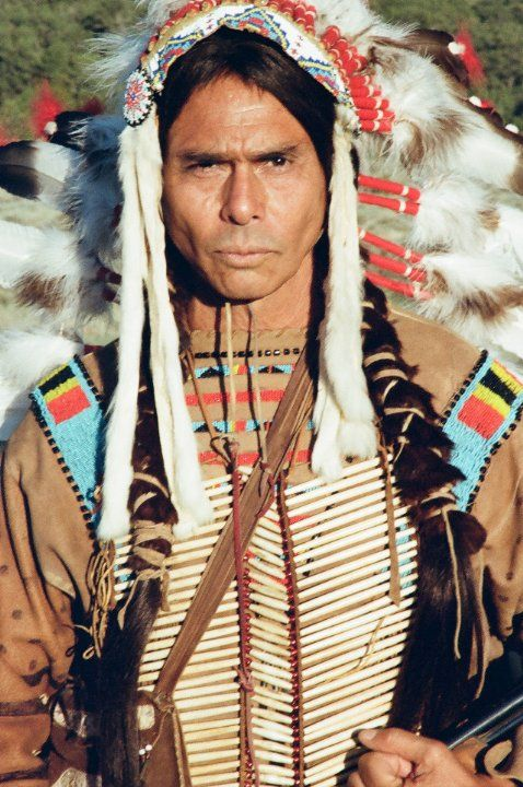 Raoul Trujillo as Sitting Bull