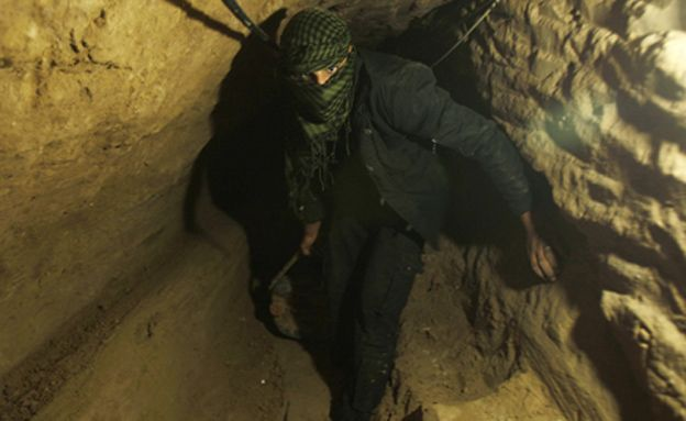 Reports 3 Hamas members killed in another terror tunnel collapse in the Gaza Strip - JerusalemOnline