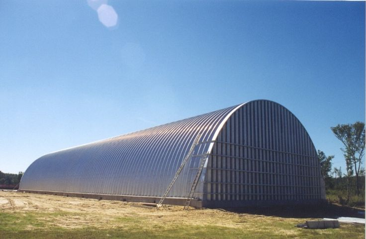 Quonset Hut Buildings Kits And Prices Steelmaster Usa