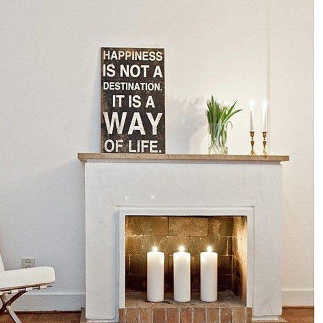 Découvrez nos inspirations déco dénichées sur Pinterest pour constituer un coin cheminée convivial et très stylé!